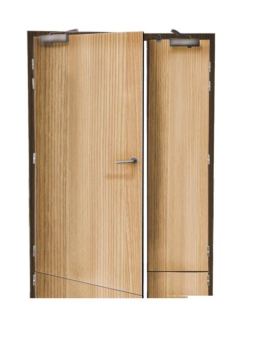 Sp cialiste de la porte m tallique coupe feu et multi usage for Porte coupe feu bois 1h