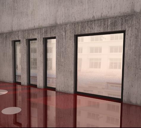 chassis vitr non coupe feu industrimat fermetures. Black Bedroom Furniture Sets. Home Design Ideas
