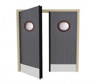 Porte pali re industrimat fermetures - Porte double battant coupe feu prix ...