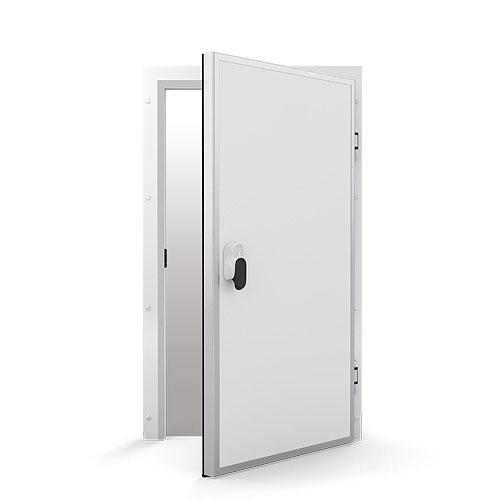 Porte de chambre froide - INDUSTRIMAT Fermetures