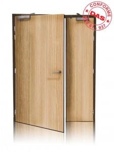 Porte pali re industrimat fermetures - Dimension double porte ...